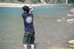fishing in babai 1, 2013 feb