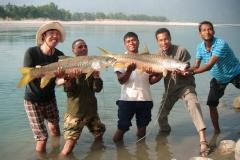 fishing in karnali